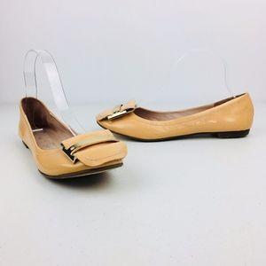 Jeffrey Campbell Patent Leather Ballet Flats